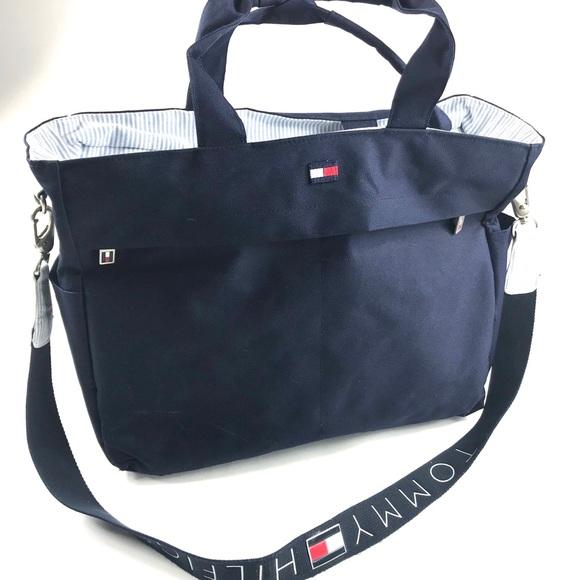 1f1e8d5a7255 Tommy Hilfiger Tote Bag / Diaper Bag Blue. M_5b395a200cb5aa0244557f8d
